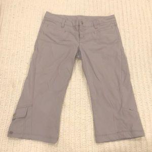 Athleta cropped Capri pants size 8 worn once